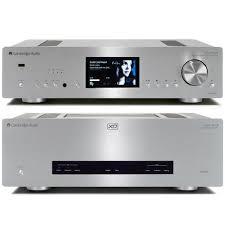 <b>Сетевой проигрыватель Cambridge Audio</b> Azur 851N + 851W