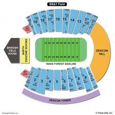 Tiaa Field Seating Chart Bbt Field Seating Chart Winston Salem Seating Charts Tickets
