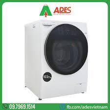 Máy Giặt Sấy Lồng Ngang LG Inverter 10.5 Kg FG1405H3W1