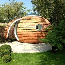 home office in the garden. Who Wouldn\u0027t Want A Garden Office Pod? Sleek, Beautiful And Inspiring \u2013  Just Imagine The Work You Would Get Through! Office Pods Are New Home In E