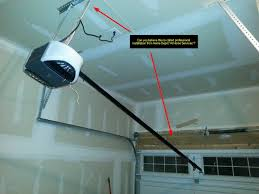 DIY fix – Home Depot Installation Service Fail, Garage Door opener ...