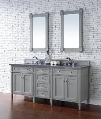 bathroom vanity no top. Contemporary 72 Inch Double Sink Bathroom Vanity Gray Finish No Top Bright Design Vanities T