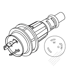 L14 30 wiring diagram plug 30p unusual and 30p furthermore nema l6 30r wiring diagram likewise