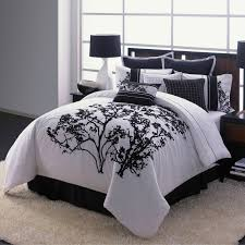 hallmart collection central park embroidery comforter set king com