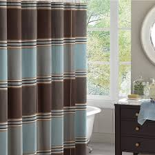 gold and brown shower curtain full size of curtain light blue and brown shower curtains