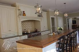 walnut kitchen countertop in cincinnati ohio