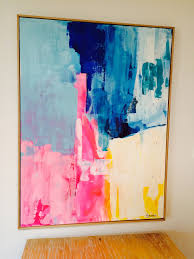 kirsten jackson piece more art painting abstract art diy acrylic painting idea ideas for walls kitchen cabinets