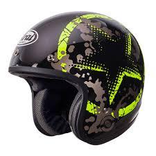 Takahiro Arai Arai Freeway Classic Comet Jet Black Helmets