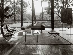 van der rohe furniture. Design Deconstructed: The Barcelona Chair | Collection At Philip Johnson\u0027s Glass House Van Der Rohe Furniture