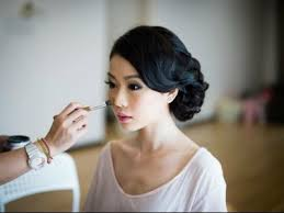 experienced wedding makeup artist natural flawless elegant bridal look kepong ttdi bdr utama