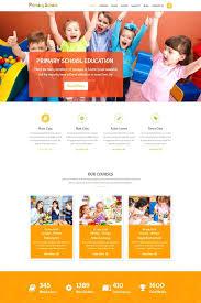 Kids School Website Template Smart Kids School Education Free Bootstrap Web Template