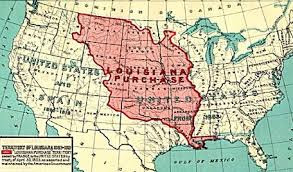 the louisiana purchase jefferson s constitutional gamble the louisiana purchase was a seminal moment for a new nation the land involved in the 830 000 square mile treaty would eventually encompass 15 states