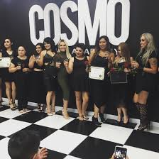 thank you cosmo makeup academy i had the most amazing time learning 9 months of fun and learning highly remended the yelp
