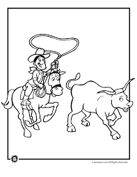 Marvellous Inspiration Ideas Cowboy Coloring Pages To Print