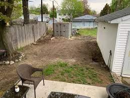 design my backyard and alleyway