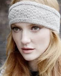 Knitted Headband Pattern Beauteous Headband Knitting Pattern To Knit Beautiful Stylish Headbands