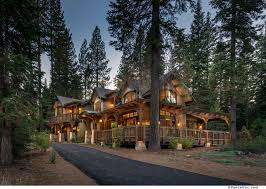 Custom home built by NSM Construction in Martis Camp, Truckee, CA ...