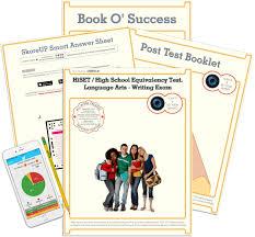 Hiset High School Equivalency Test Language Arts