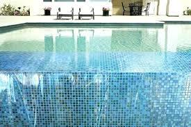 best tile for pool waterline pool waterline tile cleaning