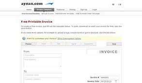 Free Invoice For Mac Amazing Professional Invoice Template 48 Month Online Subscription By Aynax