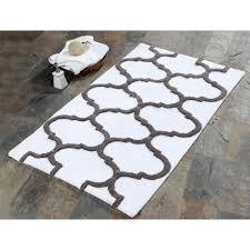 bath rug cotton in