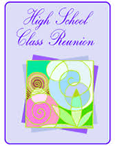 Class Party Invitation Free Printable High School Reunion Party Invitations