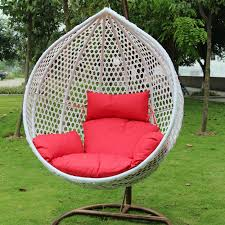 outdoor furniture swing chair. Outdoor Lounge Swing Chair Individual Porch Furniture Seat