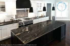 leathered black granite granite counter tops