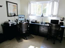 extra long office desk. Desk Long Corner Extra Pottery Barn Bedford Set Office