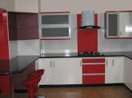Small Picture Kitchen Room Cupboards Design In Kitchen With Red Chair Ideas And