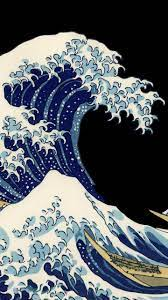 Japanese Wave Wallpapers - Wallpaper Cave