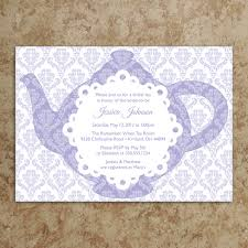 Kitchen Tea Invites Tea Party Invitation Ideas Rebullidacom