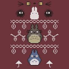 30 best totoro cross stitch images on Pinterest | Crossstitch ...