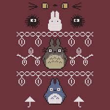 30 best totoro cross stitch images on Pinterest | Crossstitch ...