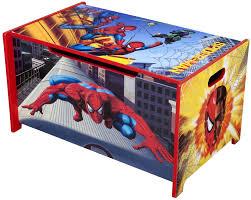 marvel spiderman toy box shipping