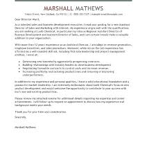 Cover Letter Email Example Resume Directory