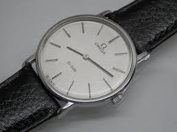 omega de ville mens watch manual cal 625 ss omega de ville omega de ville mens watch manual cal 625 ss