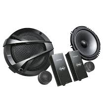 sony more electronics car 16cm 6 1 2 2 way component speaker