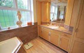 vanity top wall panels and floor slabs in sandstone granite finish 1