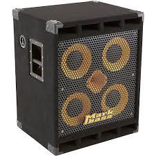 Markbass Standard 104HF Front-Ported Neo 4x10 Bass Speaker Cabinet ...
