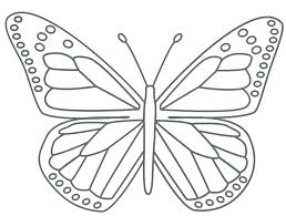 Butterfly Coloring Pages For Toddlers Artgalleriesnewyorkcom
