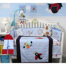 airplane baby bedding elegant 71 best baby bedding sets for boys images on of 25