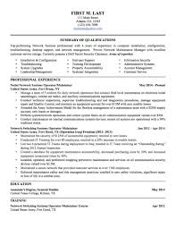 Military To Civilian Resume Template Classy Template 48 Sample Military To Civilian Resumes Hirepurpose Military