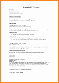 Examples Of Summary For Resume New 5 Personal Profile Examples