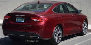 chrysler 200 2014 red. taillights chrysler 200 2014 red