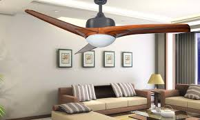 Vintage simple ceiling fan 52inch LED lamp dining room living room