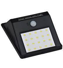 GreenLighting Stainless Steel SolarPowered Integrated LED Wall Solar Led Wall Lights