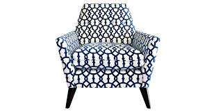blue and white accent chair. Extraordinary Navy And White Accent Chair Attractive Blue Porter Velvet . C