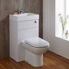 Linton Combination Toilet & Basin Unit - Image 1