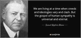 Samuel Hopkins Adams Alchetron The Free Social Encyclopedia Gorgeous Samuel Adams Quotes